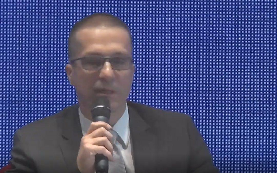 Zoran Tadić – panel FROM BRAIN DRAIN TO BRAIN GAIN. 19th Serbian Economic Summit