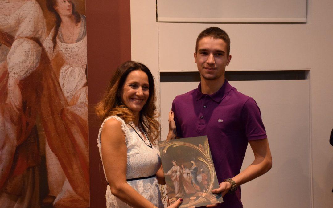 Galerija Matice Srpske – priznanje za Neofyton