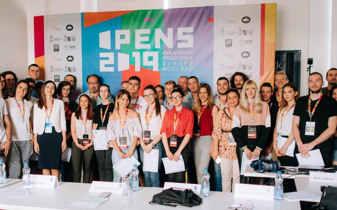 Kompanija Neofyton čestita pobednicima hackatona EYA Shack Novi Sad