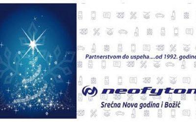 Neofyton Vam želi srećnu Novu Godinu