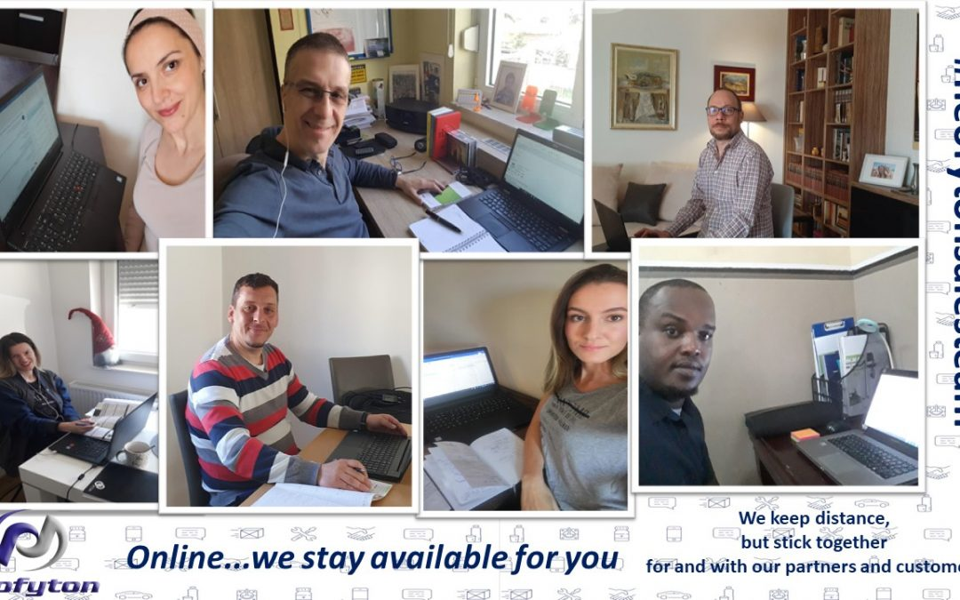 Neofyton prodajni tim – Online za partnere i kupce