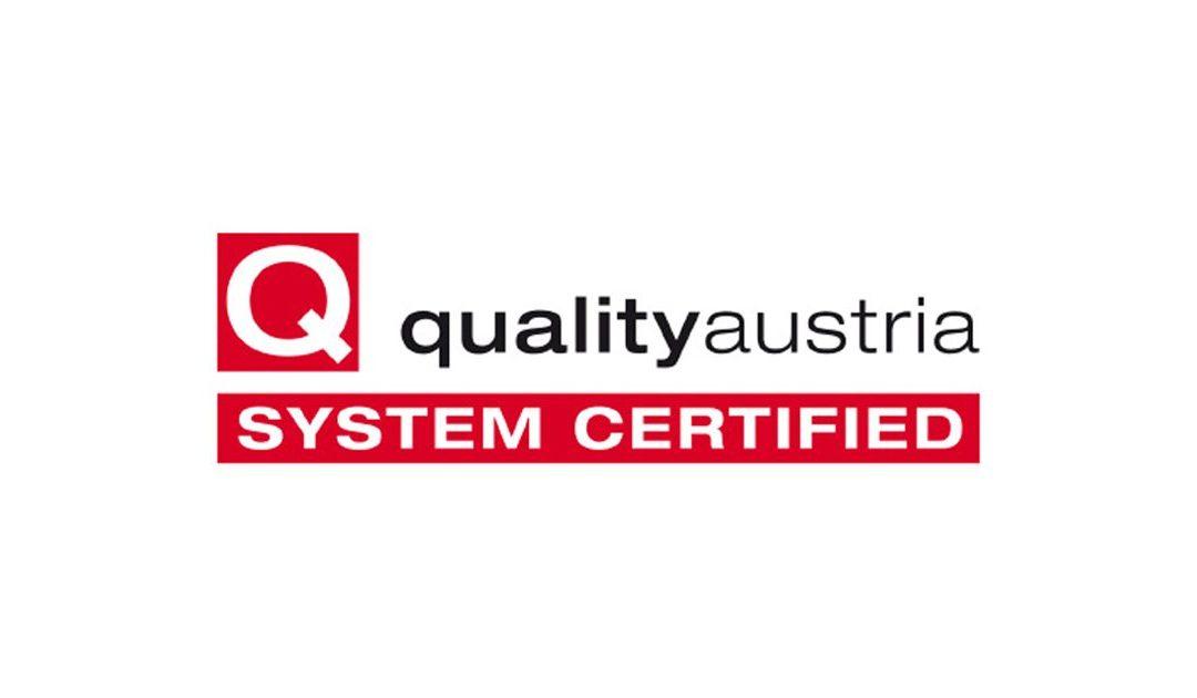 Neofyton resertifikovan u skladu sa standarom ISO 9001:2015