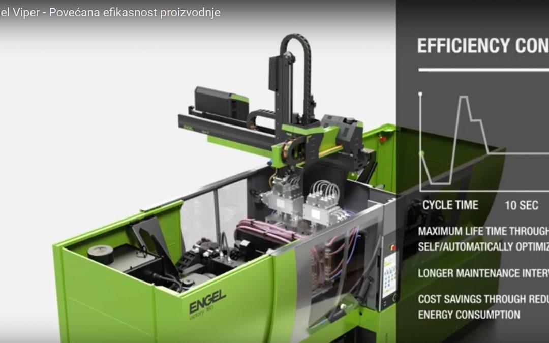 Robot Engel Viper – Povećanje efikasnost proizvodnje