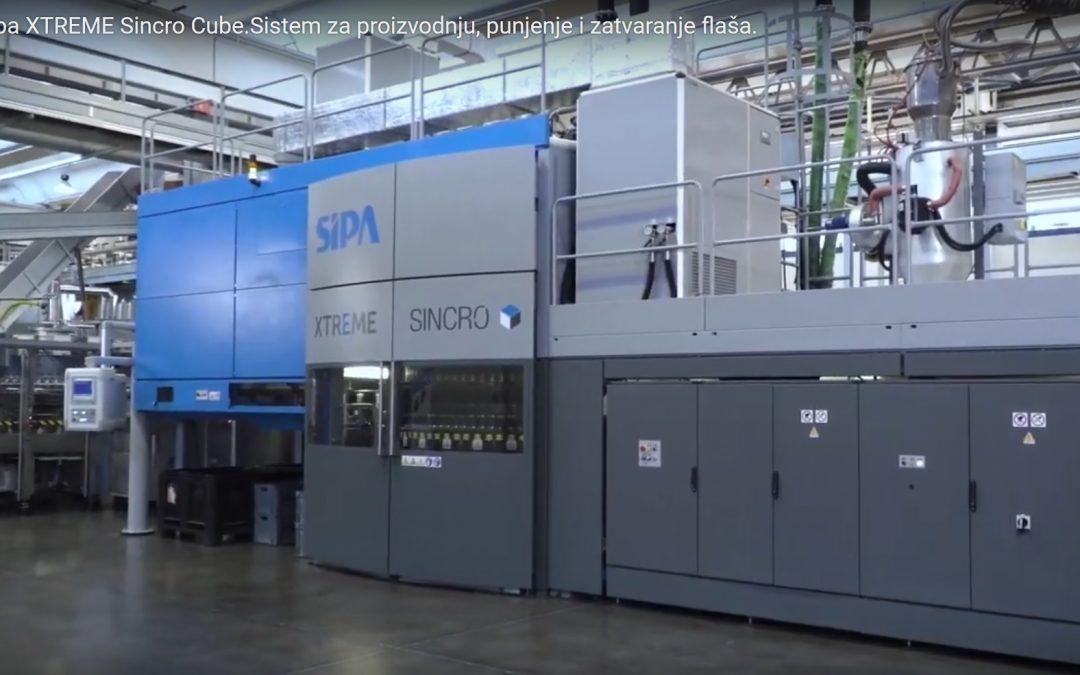 SIPA – XTREME Sincro Cube. Neofyton SIPA partner