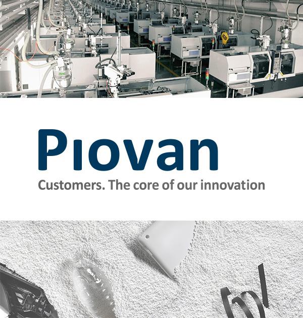 Piovan – Material handling system