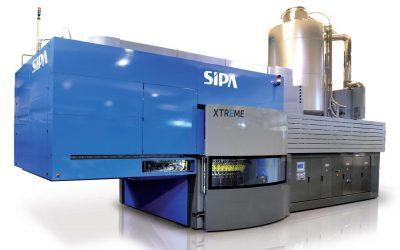 SIPA XTREME – rotaciona platforma za proizvodnju PET predformi. Neofyton Sipa partner i zastupnik.