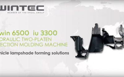 Wintec mašina za brizganje plastike t-win 6500. Neofyton zastupnik kompanije Wintec za naš region.