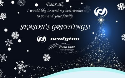Neofyton company wishes you a HAPPY NEW YEAR