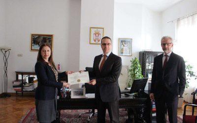 Otvara se Konzulat Austrije u Novom Sadu – Zoran Tadić imenovan za počasnog konzula