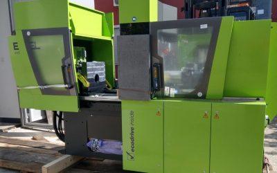 Nova Engel Victory mašina za brizganje plastike isporučena Laboratoriji za polimere u Novom Sadu